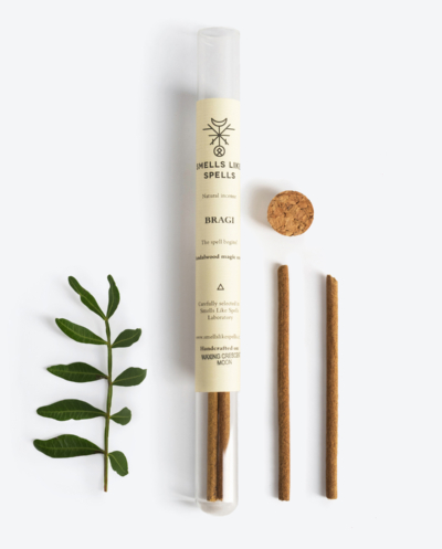 Natural incense BRAGI