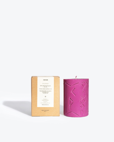 Rune candle MIMIR