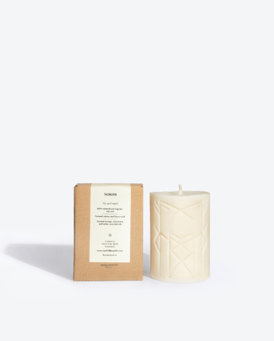 Rune candle NORNS