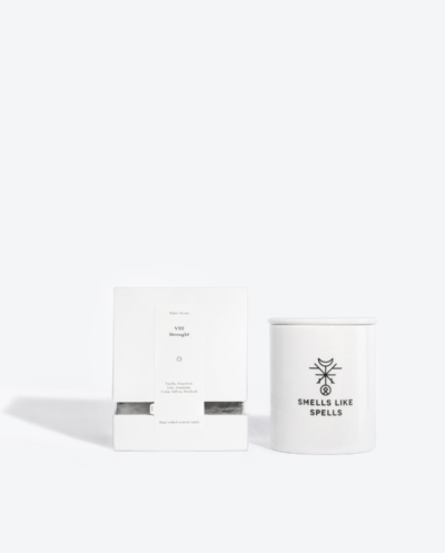 Scented candle STRENGTH