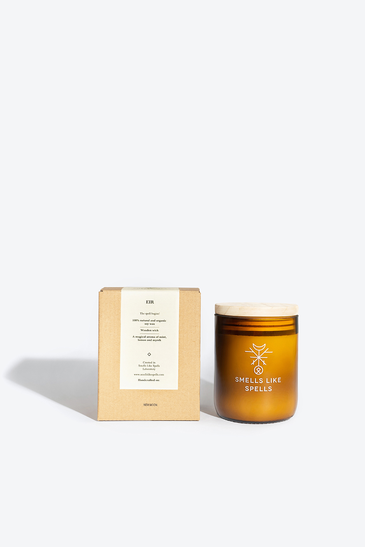 Scented candle EIR