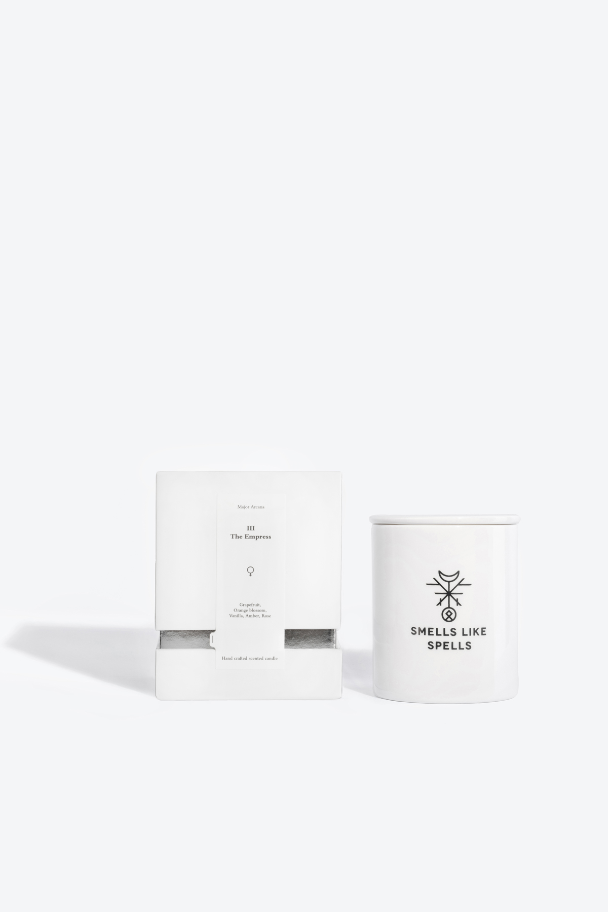 Scented candle THE EMPRESS