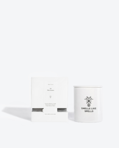 Scented candle THE LOVERS